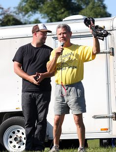 Mickey MInnich and Nate Smoyer