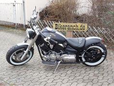 Motorrad: Yamaha, XVS 1100, FAT-BOBBER Black & White + WW-Reifen ! TOP!, Benzin, € 9.999,- AutoScout24 Detailansicht