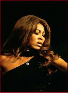 Tina Turner, if necklaces could talk