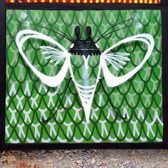 Artist @feik_frasao #mural #wallart #drawing #painting #graffiti #brazil #arteurbano #streetart #graphicdesign #contemporaryart