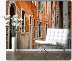InkShuffle | Wallpaper, Custom Wall Murals. Millions of designs. As big as 50 feet x 50 feet. Peel Off Wallpaper, Custom Wall Murals, Barcelona Chair, Big, Furniture, Design, Home Decor, Decoration Home, Room Decor
