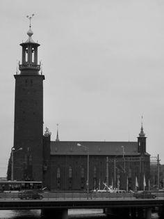 Stockholm - B&W