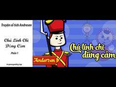 Truyện cổ tích Andersen - Chú lính chì dũng cảm phần 1 - Truyện Ngắn Hay