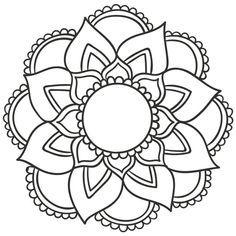 Classes designs coloring yoga experience book mandala png image from food s Mandala Art, Mandala Design, Mandalas Drawing, Mandala Coloring Pages, Mandala Pattern, Colouring Pages, Adult Coloring Pages, Coloring Books, Mandala Floral
