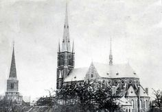 De twee kerken van Asten