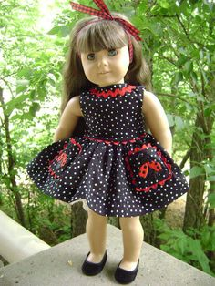 Hey, I found this really awesome Etsy listing at https://www.etsy.com/listing/190091371/american-girl-doll-clothes-little
