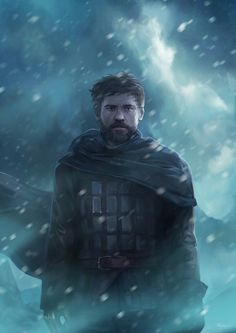 Jaime Lannister - Game of Thrones Game Of Thrones Illustrations, Game Of Thrones Artwork, Game Of Thrones Quotes, Game Of Thrones Fans, Jaime And Brienne, Jaime Lannister, Got Characters, Game Of Thrones Characters, Winter Is Coming