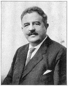 """Victor Herbert (1859-1924), perhaps best known as the composer of famous operettas like """"Babes in Toyland"""" and """"Naughty Marietta,"""" was also one of the earliest film composers. He wrote a full-length score for D. W. Griffith's """"The Fall of a Nation"""" in 1916. Around that time, he joined with John Philip Sousa, Irving Berlin, and other leading talents in the founding of the American Society of Composers, Authors and Publishers (ASCAP), and served as the first director of the Society."""