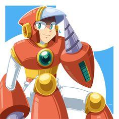 Crash Man - Mega Man 2 Man Stuff, Geek Stuff, Mega Man 2, Megaman Series, I Go Crazy, Retro Games, Anime Fnaf, Man Art, Metroid