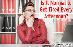 7 Ways to Beat the Afternoon Slump via @SparkPeople ✽¸.•♥♥•.¸✽✽¸.•♥♥•.¸ ✽Get your skinny on✽¸.•♥♥•.¸✽¸.•♥♥•. Try All Natural Skinny Fiber! No wraps, No shakes, No fake food http://tntbender.winwithsbc.com