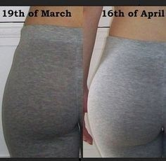 Who showed me this?? I'm down 15 pounds this month!