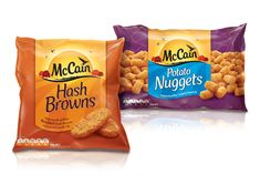 Designed by BrandOpus , Australia  / United Kingdom .   BrandOpus has undertaken a major overhaul of the frozen food brand McCain. The rede...