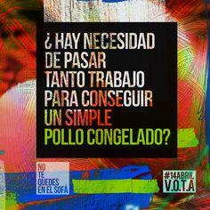 """Maserratti 2Litros: Campaña en FB y además en su tienda online llaman al voto a través de unacampaña de franelas: """"Venezuela quiero vivirte sin miedo"""""""