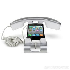 iVori Smartphone Stand. Okay.... I kinda need this for phone calls from bed! I miss real phones.... sometimes.
