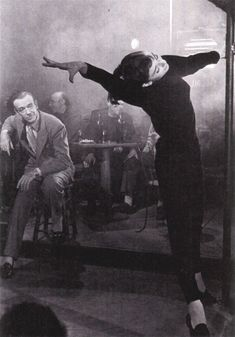 "aaron-symons: "" Audrey Hepburn and Fred Astaire in Funny Face Photographs by Bill Avery """