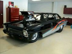 Chevy  II Nova
