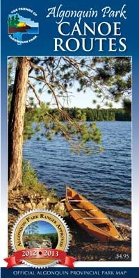 Algonquin Provincial Park, Canada Portaged the Lakes and camped in backcountry.