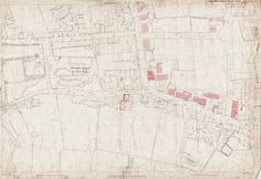 Old Ordnance Survey Map 217-6-14 Pudsey, Farsley and Stanningley, Yorkshire in 1891