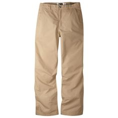 Men's Poplin Pant Relaxed Fit