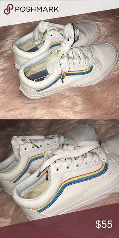 60 Best Rainbow Vans images  33cc5ce4651