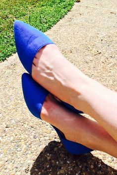 1fe2d6c96da961 Favorable Flats -Wear Us Out Boutique Conroe Montgomery Texas Beautiful  pointy toe flats in vibrant colors. Must have for your shoe closet!