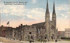 Vintage Postcard Mid Century School Church Reminder 1950s 50s Unposted