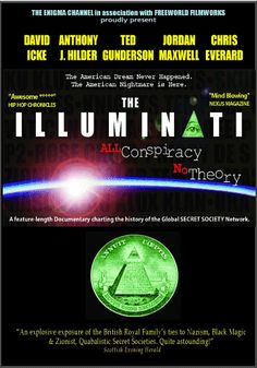 The Illuminati - as written about by some of the top names in Conspiracy Theory. Illuminati Exposed, Illuminati Conspiracy, End Times Prophecy, New World Order, Conspiracy Theories, In This World, The Secret, Believe, Names