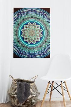 Tapestry, Home Decor, Mandalas, Hanging Tapestry, Tapestries, Decoration Home, Room Decor, Home Interior Design, Needlepoint