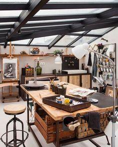 Studio space // <3