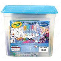Crayola Disney Frozen Activity Tub