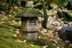 Autumn, Japanese Garden, Portland, Oregon Stock Photo