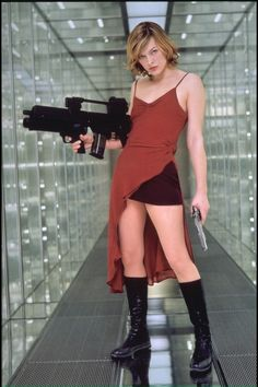 Resident Evil - Best #Movies Ever Made.
