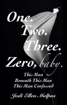 the This Man Trilogy AMAZING! (This quote is backwards)