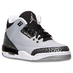 Boys  Grade School Air Jordan Retro 3 Basketball Shoes  fe862b2416
