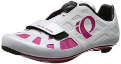 Pearl Izumi Womens W Elite RD IV Cycling Shoe WhitePink Punch 425 EU103 B US -- Learn more by visiting the image link. This is an Amazon Affiliate links.