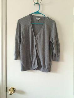 Own - grey cardigan