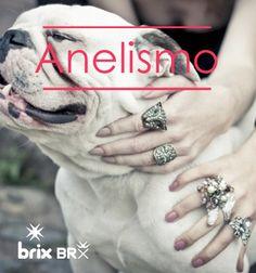 Anelismo em Alta: O anel é muito mais que um simples acessório. Ele determina o estilo de quem usa e traz mais personalidade ao look.