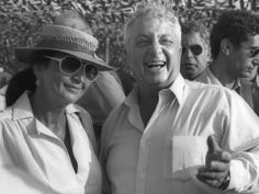 Ariel Sharon and his wife, 1982