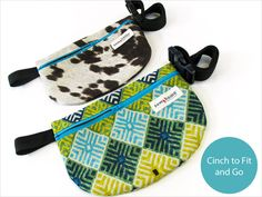 Mini Waist Pack | Sew4Home