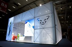 DYNAFIT stand by perfactory at ISPO 2015, Munich Germany trade fairs