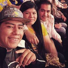 #family #Warriors @kevinkev_415 @antonio_415