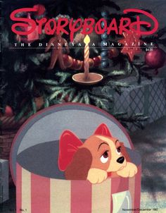 Storyboard The Disneyana Magazine Volume  Number