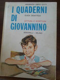 Pedagogia e didattica: un blog: I quaderni di Giovannino (lettura e scrittura): gu...