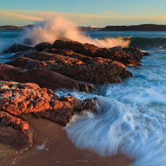 Camas Na Muic, Wester Ross, Scotland © PortfolioInspiring Beautiful World, Beautiful Places, Wester Ross, Scottish People, England Ireland, Photography Tours, Lofoten, Treasure Island, Scottish Highlands