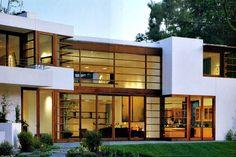 FLW's horizontal windows...