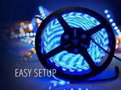 Weiita S16M-BLUE LED Strip Monocolor for $19.99 W/ Free Shipping  #NeweggFlash #Flashsale #Deals http://www.neweggflash.com/