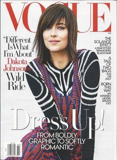 Vogue magazine Dakota Johnson Intersex model The Solange effect Bjarke Ingels
