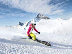 Skifahren Olperer (c) Hintertuxer Gletscher