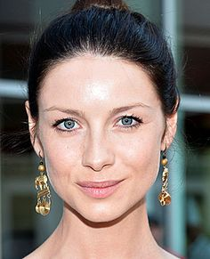 "The Starz adaptation of the ""Outlander"" novels has found its Claire. Irish actress Caitriona Balfe will play the part in the show. Executive producer Ron Moore calls her ""something special."""