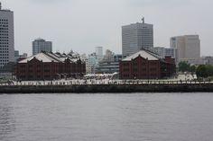 Red Bricks Warehouse. - Yokohama Bay Cruising by Marine Rouge -